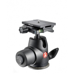 Manfrotto 468MGQ6 ROTULE BALL ''HYDROSTATIQUE'' PLATEAU RAPIDE QR6