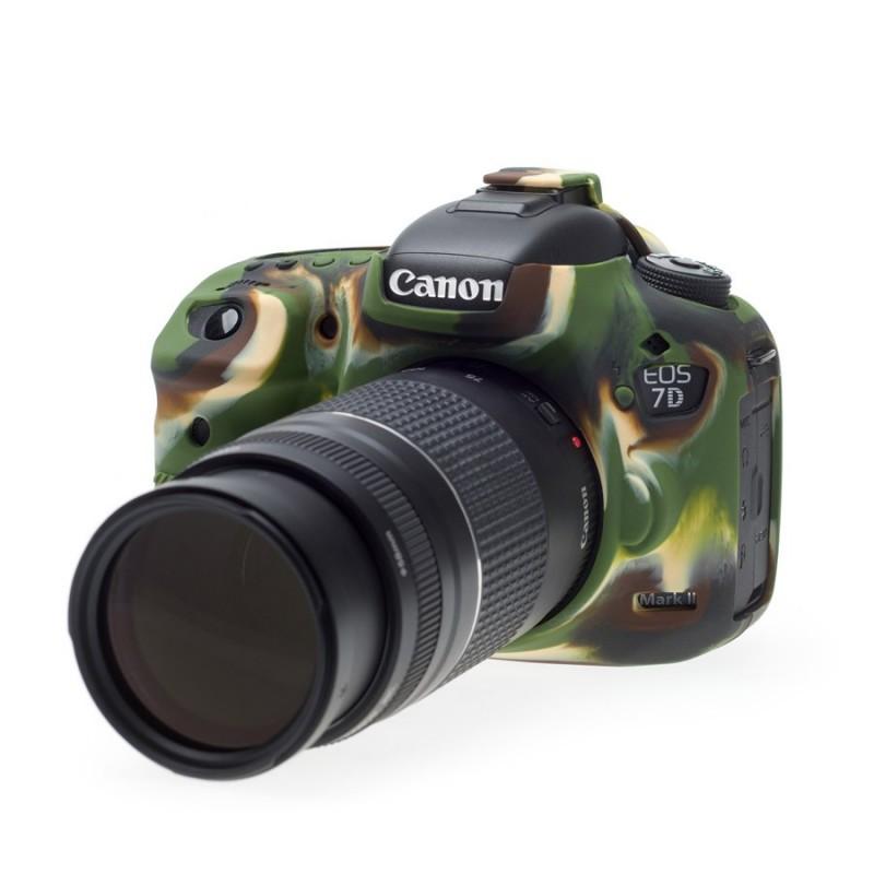 easycover cameracase pour canon 7d mark ii militaire biglens. Black Bedroom Furniture Sets. Home Design Ideas