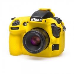 EasyCover Protection Silicone pour Nikon D810 Jaune