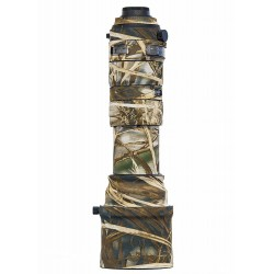 Lenscoat RealtreeMax4 pour Sigma 150-600mm f/5-6.3 DG OS HSM Sports