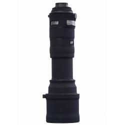Lenscoat Black pour Sigma 150-600mm f/5-6.3 DG OS HSM Sports