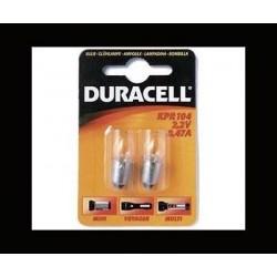 Duracell KPR104 2.2V - 0.47A Boîte de 20 pcs