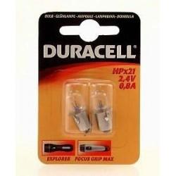 Duracell HPx21 2.4V - 0.8A Boîte de 20 pcs