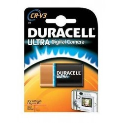 Duracell CR-V3 Lithium 3v Ultra M3 Boîte de 5 pcs