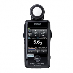 Sekonic L478DR Posemètre LiteMaster Pro for Pocket Wizard