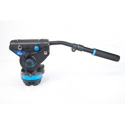 Benro S8b Pro Video Head bowl 75 Trépied