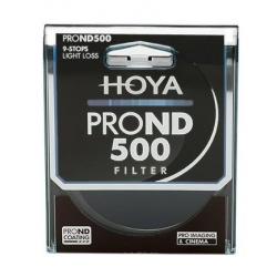 Hoya Filtre ND500 ProND 62mm