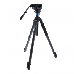 Benro C3573FS6 Video Tripod Kit Carbon
