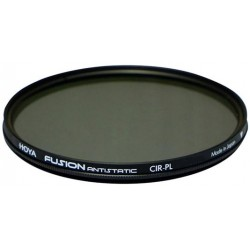 HOYA Filtre Polarisant Fusion Antistatic 58mm