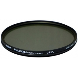 HOYA Filtre Polarisant Fusion Antistatic 49mm
