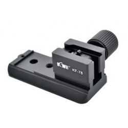 Kiwi KF-78 Pied de remplacement type Arca pour Nikon 70-200