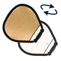 """Lastolite Trigrip Réflecteur Gold/White Mini 45 cm / 18"""" Ref. 3541"""