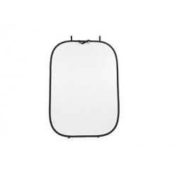 Lastolite réflecteur Panelite Blanc / Translucide pliable 120cm x 180cm Ref.7207