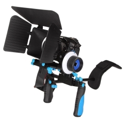 RingLight Rig Video RL-02 Set (Rig RL-02 + F1 + M1)