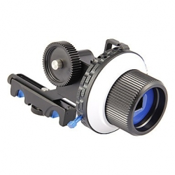 RingLight F4 for rods / hard stopers (with Lens Gear Belt)