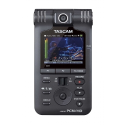 Tascam DR-V1HD Linear PCM / HD Video Recorder