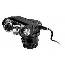 Tascam  TM-2X Microphone pour VDSLR