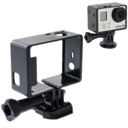 Dazzne Protective Shell Standard Frame Mount for GoPro HD Hero 4 / 3+ / 3 Camera