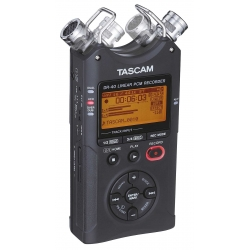 Tascam DR40V2 Enregistreur 4 pistes PCM/MP3
