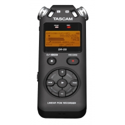 Tascam DR-05V2 Linear PCM/MP3 Recorder