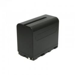 Batterie Li-Ion NP-F960 (6000mAh)