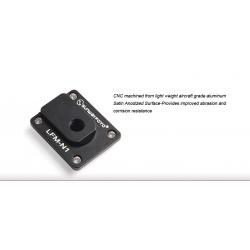 SUNWAYFOTO LFM-N1 Foot mount plate for Nikon AFS VR & VRII 70-200mm 2.8