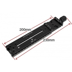 Sunwayfoto DMP-200 Multi-Purpose Rail Nodal Slide