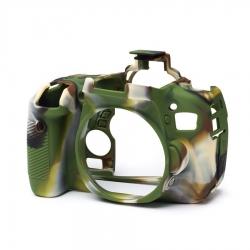 EasyCover CameraCase pour Canon 760D / T6s Militaire