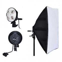 NiceFoto G804C-1 lumière continue avec softbox 50x70cm