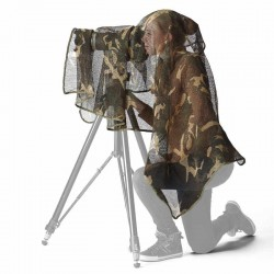 Stealth Gear Ultimate Freedom filet 90x180 cm camo