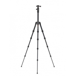 MeFoto BackPacker Travel Tripod (Black)
