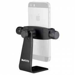 MeFoto Sidekick360 Black Smartphone support