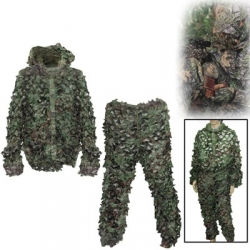 Camouflage Clothing Cameleoline for Jungle Forest Hunting