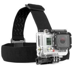 Dazzne Elastic Mount Belt Adjustable Head Strap for GoPro