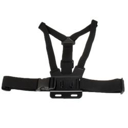 Chest Elastic Belt Shoulder Strap Mount Holder for GoPro