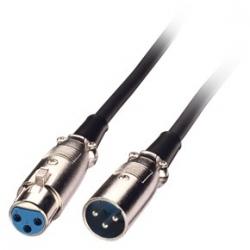 Câble XLR 9m Male - Femelle