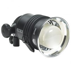 Profoto Pro-B Head Plus Flash avec Disc Reflector