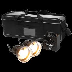 Profoto Kit Acute2 1200 (lampe pilote 250w)