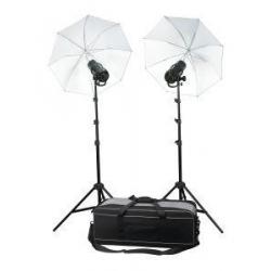 Profoto Kit flash Studio D1 1000/1000 (sans Air Remote)
