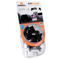 Haweel 40pcs voiture Air support pour Iphone Samsung Galaxy