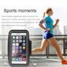 Haweel Brassard Universel Iphone Samsung (Rose)
