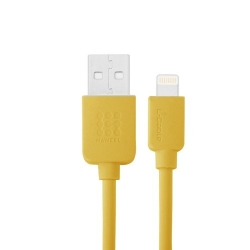 HAWEEL USB Cable for iPhone / iPad Yellow