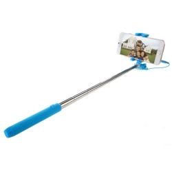 Haweel Selfie Stick pour iOS & Android Bleu
