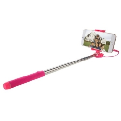 HAWEEL Selfie Stick for iOS & Android Phone Rose