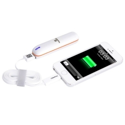 HAWEEL 2600mAh USB Power Bank for iPhone, Samsung