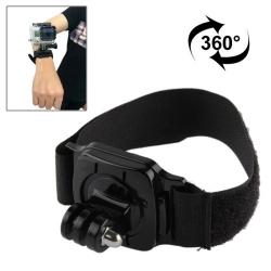 Support de poignet 360° pour GoPro