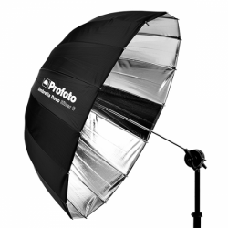 """Profoto Parapluie Deep Silver M (105cm/41"""")"""
