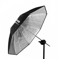 """Profoto Parapluie Shallow Silver M (105cm/41"""")"""