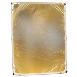 Falcon Eyes Flag Panel CR-B1520GW doré/blanc 150x200cm