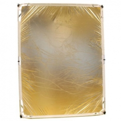 Falcon Eyes Flag Panel CR-B1520GW Gold/White 150x200cm